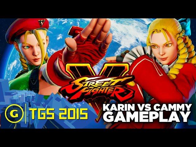 Street Fighter 5 (видео)