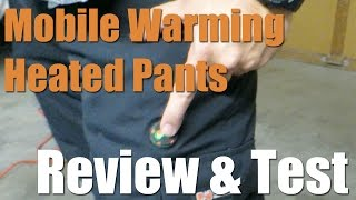 Mobile Warming Heated Pant Review & Test