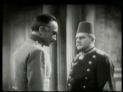 Part 7 Conrad Veidt in Nächte am Bosporus 1931 with Trude von Molo, Heinrich George