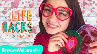 More Valentine's Day Hacks | LIFE HACKS FOR KIDS