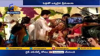 Actor Vishnu Vishal has Married Badminton Player Jwala Gutta | in Hyderabad