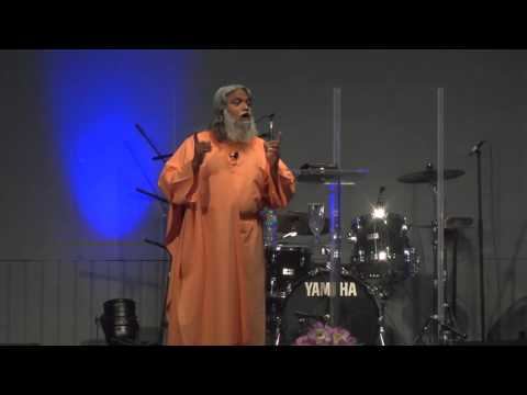 The Trumpet Warning Conference day 3. Sadhu Sundar Selvaraj evening sermon