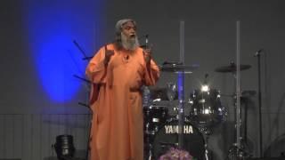The Trumpet Warning Conference day 3. Sadhu Sundar Selvaraj evening sermon