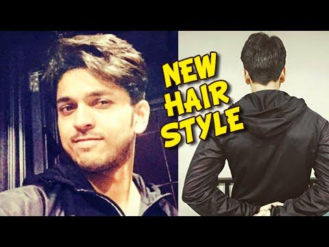Lalit Prabhakar Looks Dashing in New Haircut   Marathi Entertainment