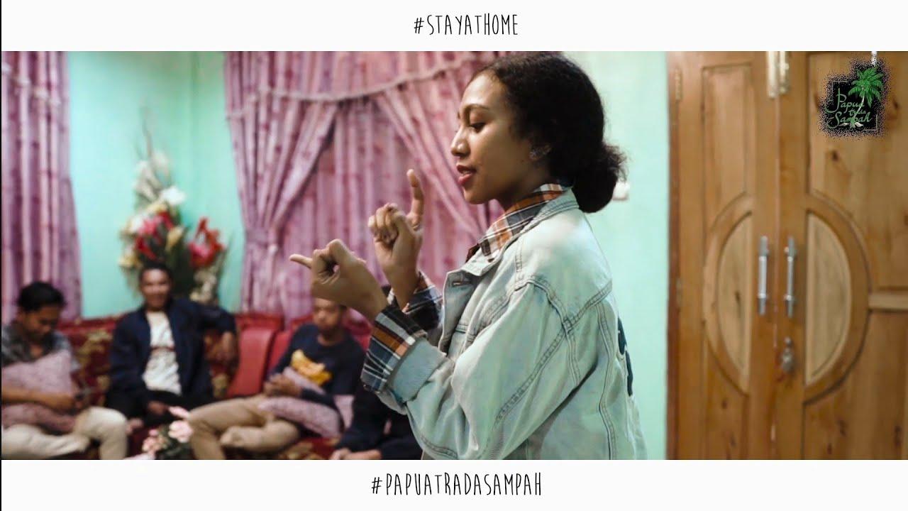 PTS (Papua Trada Sampah) - Stay At Home #PencegahanCovid19
