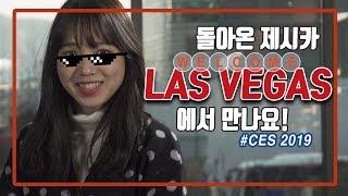 CES 2019 관전포인트는? 제시카와 함께 할꺼쥬...? (Samsung vs LG, 8K TV, 폴더블폰, 인공지능)