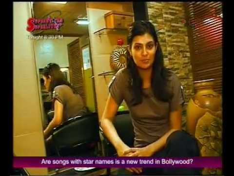 Sayali Bhagat does a tour of Nirmal Herbal Spa