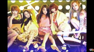 (INSTRUMENTAL) Wonder Girls - Hey Boy (no vocal) MP3