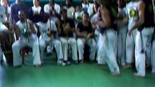 ronde du mois capoeira senzala le 8/02/09 II