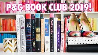 The Paper & Glam Book Club 2019!