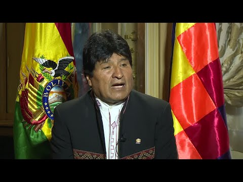 "One Planet Summit: Bolivian President Morales proposes to create ""a climate justice court"""