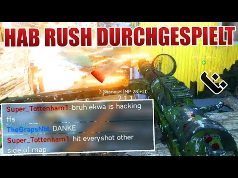 Die Rush Durchfahrt... Battlefield 5