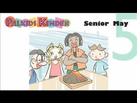 Palkids Kinder 【Senior Level May】