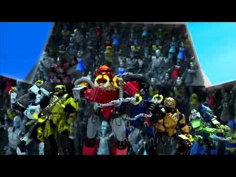 Lego Hero Factory Misja Rocka Vs Black Phantom Youtube