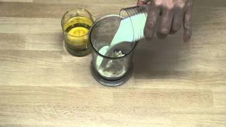 Blitz-Aioli mit Milch