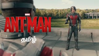 Ant-Man vs Falcon - தமிழ் - HD 1080p