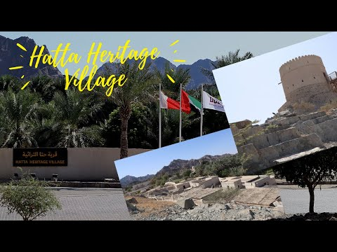 Trip to Hatta Heritage  Village (Dubai) | November 2020
