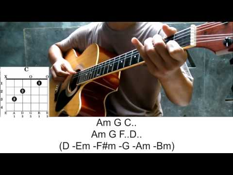 Ungu   Setengah Gila ( Chord Gitar + Lirik)