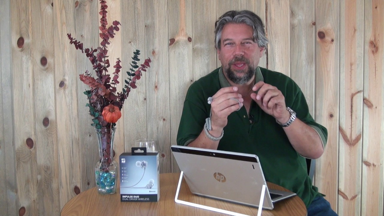 f3e4a3b1755 iFrogz Impulse Duo Wireless Bluetooth Earbuds - Reviewed - YouTube