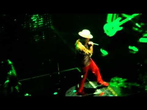 """Gorilla"" Finale, Bruno Mars, Prudential Center, Newark NJ 7/1/13"