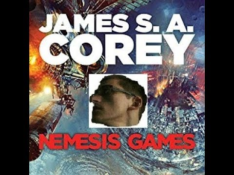 Nemesis Games review (The Expanse #5)