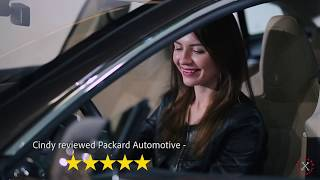 Packard Automotive - Testimonial - Cindy