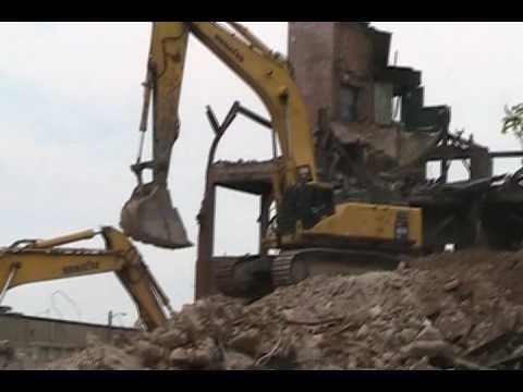 Komatsu PC800 - Nasdi Demolition