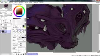 Speed Paint 8: Weezing
