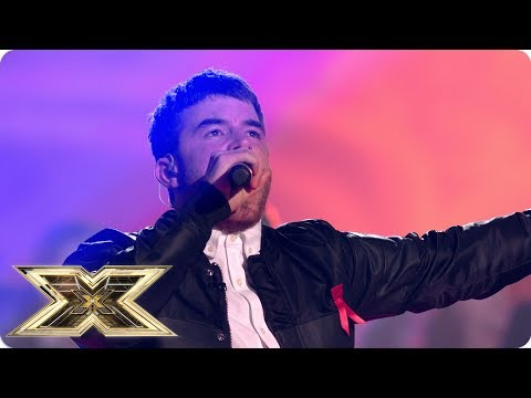 Anthony Russell sings Let It Be | Final | The X Factor UK 2018