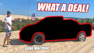 I Bought One of the RAREST Sand Rails in Existence and Took it Duning! (Drag Race Ripper)