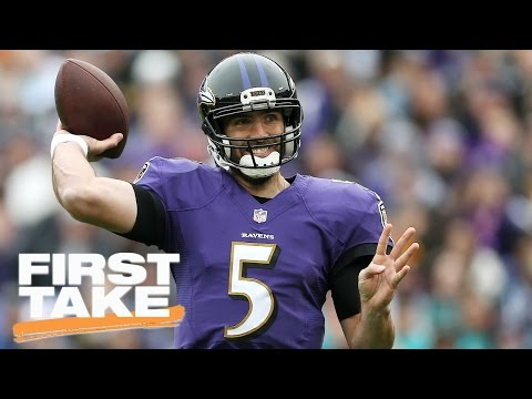 Will Joe Flacco Win Another Super Bowl? | First Take | March 31, 2017