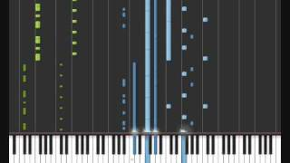 How To Play ScatMan on piano/keyboard