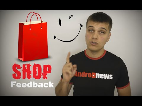 Отзывы о магазинах и о сайтах на Andro-News | Chinese Shop Feedback