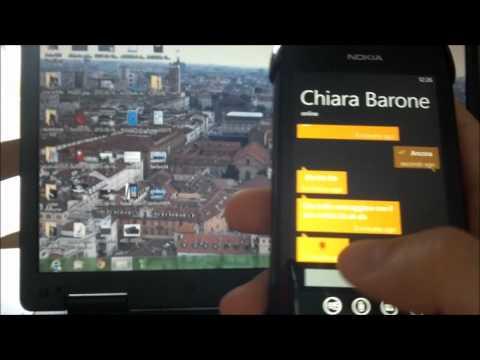 WhatsApp for Nokia Lumia 710