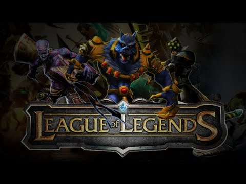League of Legends w/ Edemis, Peter