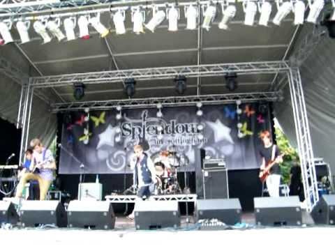 The Wax Dramatic - Splendour 2010 - Shining Light.MP4