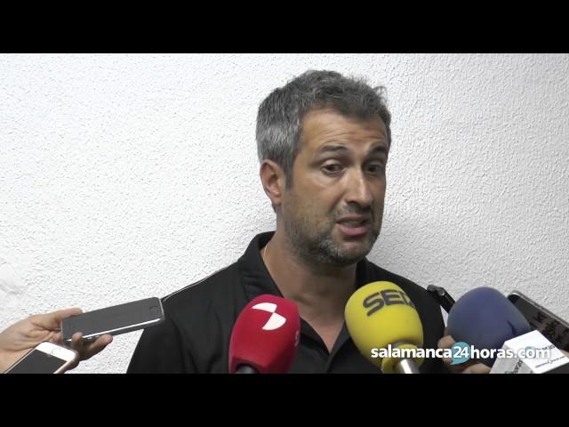 Declaraciones de María Hernández tras el Salmantino - Guijuelo