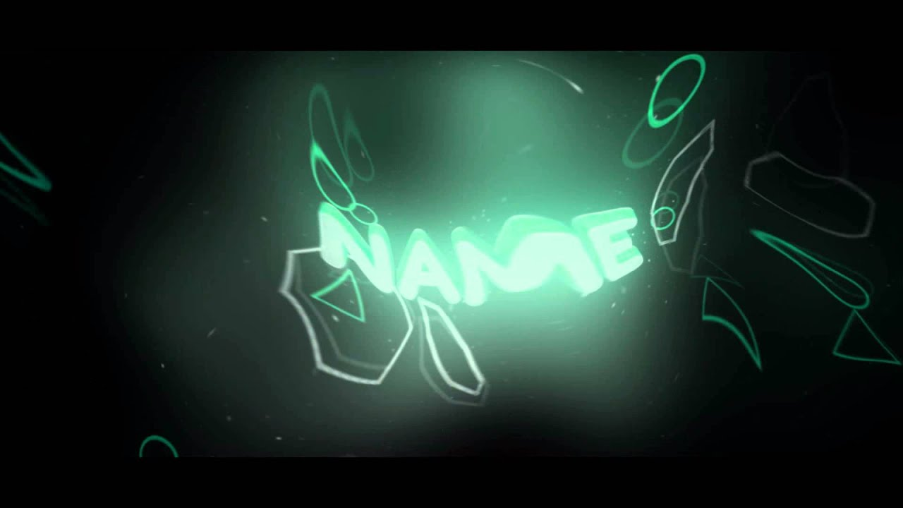 free colorful intro template cinema 4d/ after effects cs4, cs5, Powerpoint templates