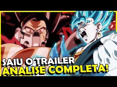 Que ÉPICO! Analise COMPLETA do Trailer de Super Dragon Ball Heroes!