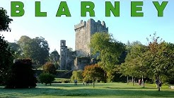 Beautiful Blarney Castle and Gardens, Cork, Ireland