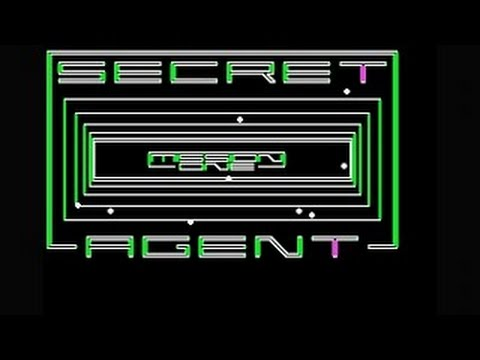 Secret Agent Mission One Walkthrough/longplay (Apple II - JOR-AND)