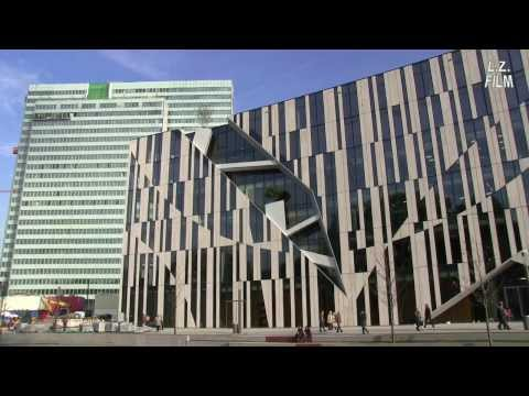 Kö-Bogen in Düsseldorf (2013) - A Building by Daniel Libeskind