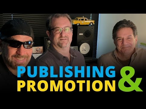 Music Publishing and Promotion with Bobby Borg and Michael Eames [Q&A]
