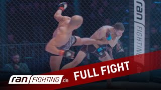 FLYING UWE Pro MMA Debüt: Uwe SCHÜDER vs. Nenad DUNOVIC (Full Fight GMC 18)