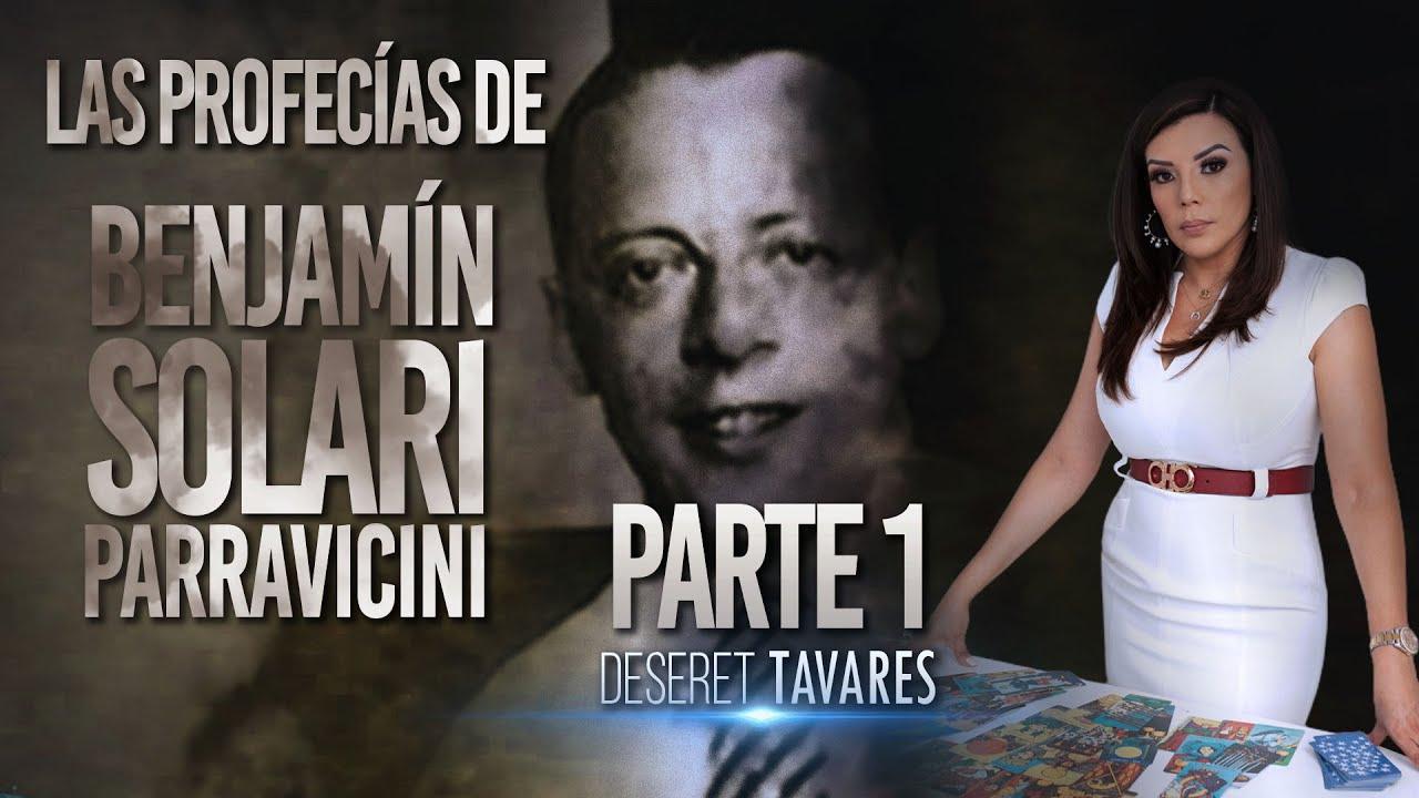ESPECIAL: Las Profecías de Benjamín Solari Parravicini