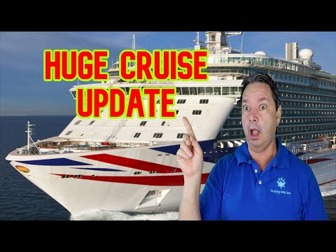 Huge Cruise Updates  - Cruise Ship News