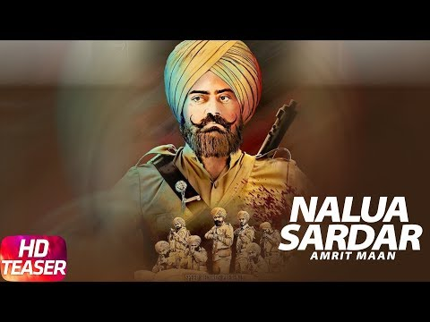 Trailer | Nalua Sardar | Amrit Maan | Deep Jandu | Full Song Coming Soon | Speed Records