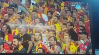 Göztepe Eskişehir Penaltilar Final Play Off Macı
