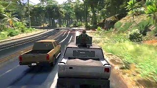 GHOST RECON WILDLANDS - 30 Minutes of NEW Gameplay (PS4 Xbox One PC) 2017