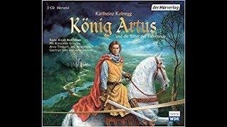 Hörspiel König Artus und die Ritter der Tafelrunde   CD 2